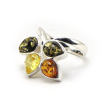 INELE ARGINT - Noutati! Argint cu chihlimbar