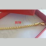 Lant in culoarea aurului de 14K - ZS778