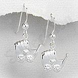 - Cercei argint carucior - PF4035