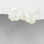 - Cercei argint trandafir - PF8015