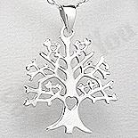 PANDANTIVE - Pandantiv argint copacul iubirii - PK3000