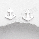 - Cercei argint mici ancora - PK2465
