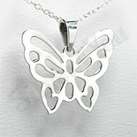 PANDANTIVE - Pandantiv argint fluture - PF5543