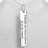 Bijuterii Argint - Pandantiv argint indragostiti - PK1241
