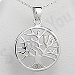 "PANDANTIVE - Pandantiv argint ""copacul vietii"" - PK1251"
