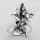 INELE - Inel argint frunze - PK1292
