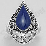 INELE - Inel argint cu lapis albastru - AS224