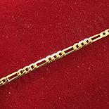 Bijuterii in Culoarea Aur 14K - Bratara in culoarea aurului 14K - 21.5 cm - ZS1331A