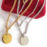Bijuterii Inox Dama - Set coliere inox 2 coliere - BN427