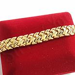 Cadouri Femei - Bratara in culoarea aurului 14K - 17 cm - ZS1660