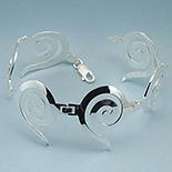 SETURI Argint Simplu - Bratara argint - BT89