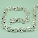 - Lant argint - LS605