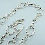 Bijuterii Argint - Lant argint - 56 cm - LL1