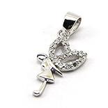 Bijuterii Copii - Pandantiv argint tinkerbell - PF845A