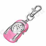 CEASURI Fashion - Breloc ceas masinuta roz - BF991