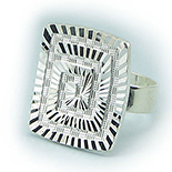 SETURI Argint Simplu - Inel argint model grecesc - IF1000