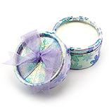 Cutii Bijuterii - Cutie bijuterii cu floricele - CB61