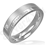 "INELE - Inel inox ""Endless Love"" - BF3006"