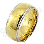 Verigheta inox aurit - BR6192