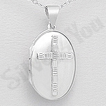 - Pandantiv argint casetuta cu cruce - AS172