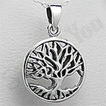 Cadouri Femei 1-8 Martie - Pandantiv argint copacul vietii - AR323