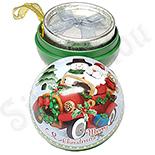 Glob cutie cadou Craciun - BR717