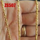 Lant inox aurit - ZS507