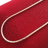 LANTURI - Lant argint 45 cm/1 mm - AG212