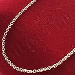 Lant argint f subtire 45 cm - AG219