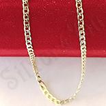 Cadouri Femei 1-8 Martie - Lant aurit cu aur de 14K - 70 cm/2 mm - ZS1144B