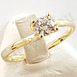 INELE - Inel in culoarea aurului 14K zirconii albe - ZS913