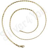 Cadouri Femei 1-8 Martie - Lant in culoarea aurului 14K 50 cm/2 mm - ZS1015