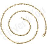 Cadouri Femei 1-8 Martie - Lant aurit cu aur de 14K - 45 cm/ 2.5 mm - ZS1016