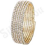 Cadouri Femei 1-8 Martie - Bratara aurita cu aur de 14K - superba - ZS1044